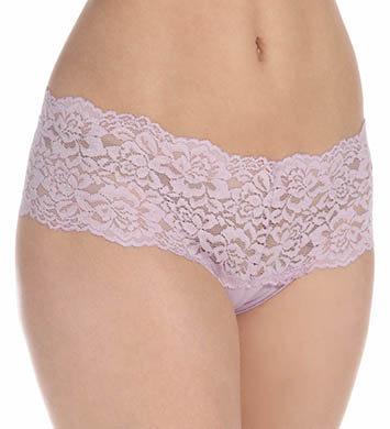 Knock out! Smart Panties Lacy Mid Rise Thong