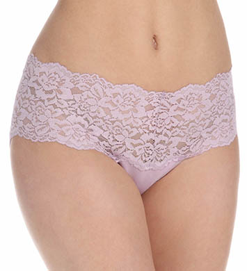 Knock out! Smart Panties Lacy Mid Rise Panty
