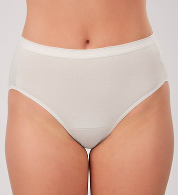 Knock out! Smart Panties Classic Full Coverage Brief Panty