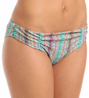 L Space Plumage Monique Full Cut Swim Bottom