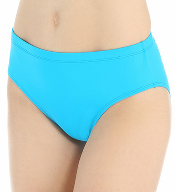La Blanca Plus Size Core Solid High Waist Swim Bottom