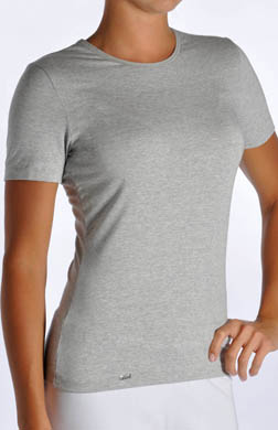 La Perla New Project Short Sleeve Crew Neck