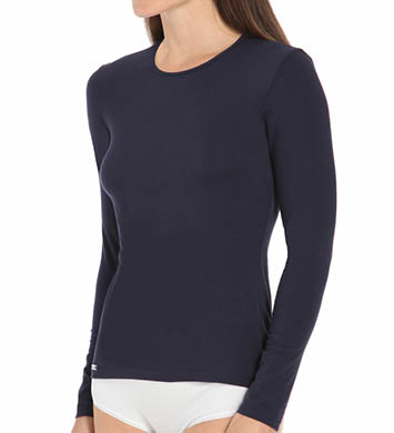 La Perla New Project Long Sleeve Crew Neck