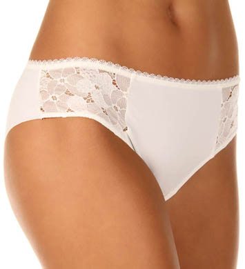 La Perla Charming Flowers Medium Brief Panty