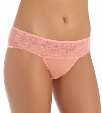La Perla Rosa Lace Band Brief Panty
