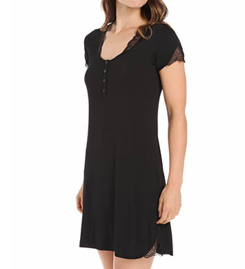 La Perla Julianna Short Sleeve Sleep Shirt