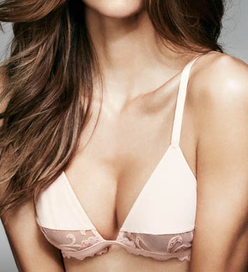 La Perla Private Dinner Triangle Bra
