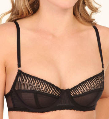La Perla Traviata Embroidery Detail Underwire Bra