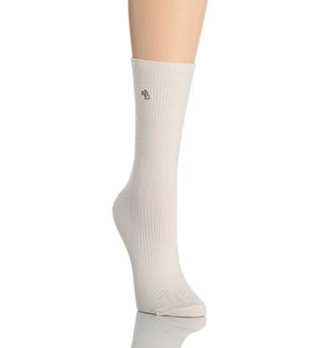 Lauren Ralph Lauren Microfiber Mixed Texture Trouser Socks