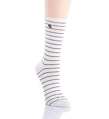 Lauren Ralph Lauren Classic Stripe Trouser Sock
