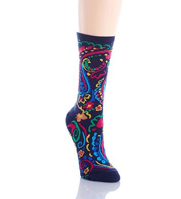 Lauren Ralph Lauren Paisley Trouser Sock