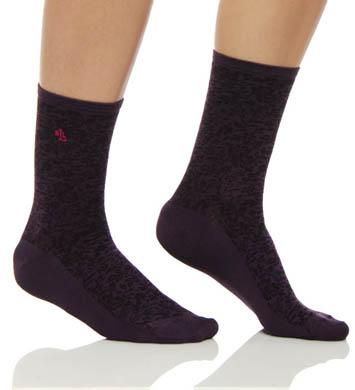 Lauren Ralph Lauren Floral Texture Trouser Socks - 2 Pairs