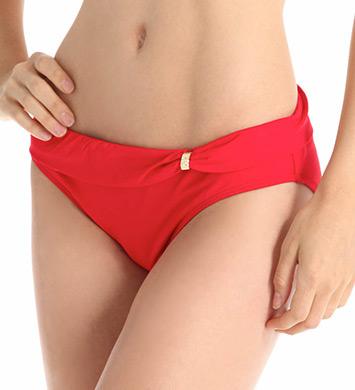Lauren Ralph Lauren Laguna Solids Sash Slider Hipster Swim Bottom