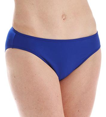 Lauren Ralph Lauren Beach Club Solids Classic Hipster Swim Bottom