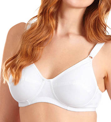 Leading Lady Latex Free Cotton Soft Cup Bra