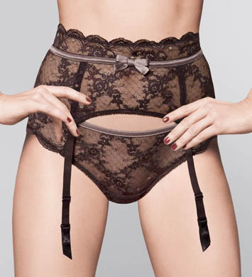 Lou Double-Je Garter Belt
