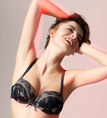 Lou Tea Time Contour Cup Bra