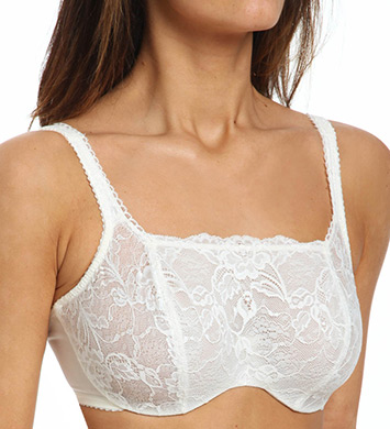 Lunaire Mayfair Lace Cami Bra with Underwire