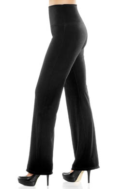 Lysse Leggings Fashion Velvet Wide Leg