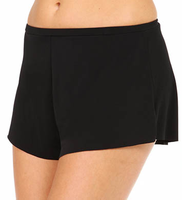 MagicSuit Solid Jersey Tap Pant Swim Bottom