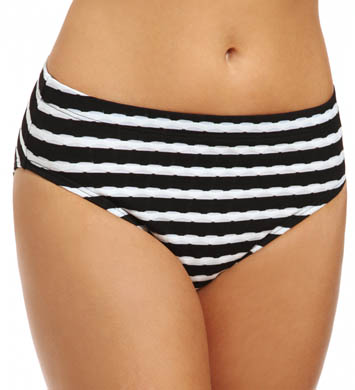 Maidenform Beach Zig Zag Hipster Swim Bottom
