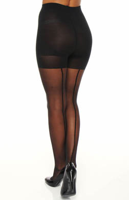 Maidenform Hosiery Skinny Sheers Back Seam