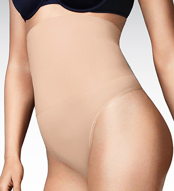 Maidenform Slim Waisters High Waist Brief