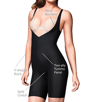 Maidenform Wear Your Own Bra Take Inches Off Singlet