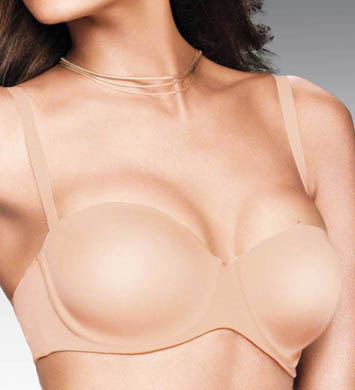 Maidenform Pure Genius Strapless Multi-Way Coolfoam Bra