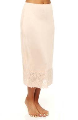 Mary Green Silk Knit Maxi 28 Inch Half Slip