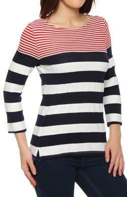 Michael Stars St Tropez Stripe T-Shirt
