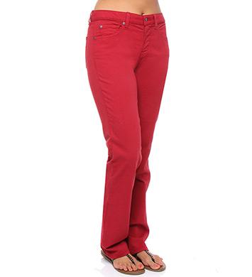 Miraclebody Katie Straight Leg Jean