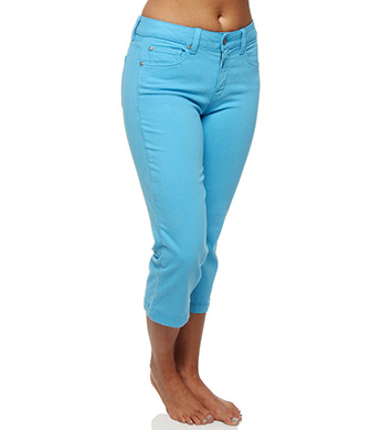 Miraclebody Annette Cropped Jean