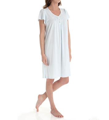 Miss Elaine Silkyknit Cap Sleeve Gown