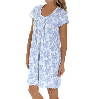 Miss Elaine Cotton Knit Gown