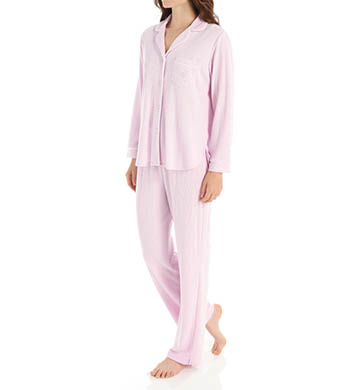 Miss Elaine Honeycomb Cable PJ Set