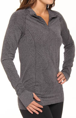 Moving Comfort Flex 1/2 Zip Long Sleeve Shirt
