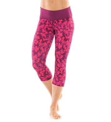 Moving Comfort DriLayer Switch It Up Reversible Capri