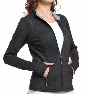 MSP by Miraclesuit Essentials Long Sleeve Jacket