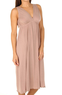 Mystique Intimates Celia Long Knit Gown