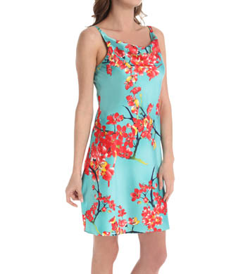 N by Natori Sleepwear Sunset Blossom Chemise