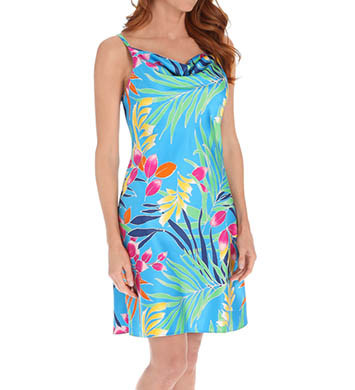 N by Natori Sleepwear Tropical 36 Chemise