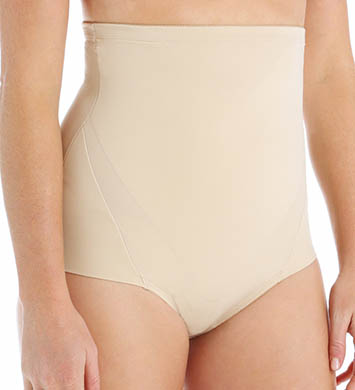Naomi & Nicole Leg Comfort Hi Waist Brief Panty