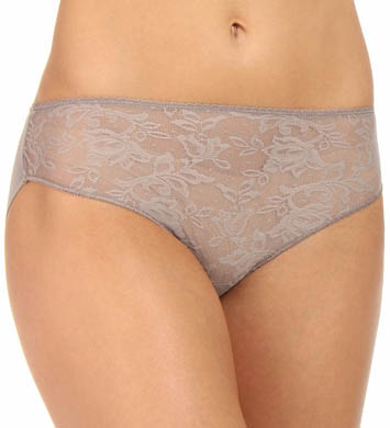Naomi & Nicole Wonderful Edge Lace Front Hipster Panty