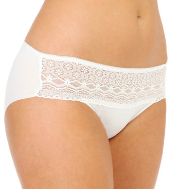 Naomi & Nicole Wonderful Edge Lace Trim Hipster Panty