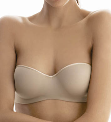 Natori Reflex Strapless Convertible Memory Push-Up Bra