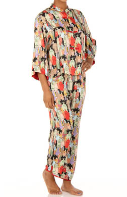 Natori Sleepwear Dynasty 26 PJ Set