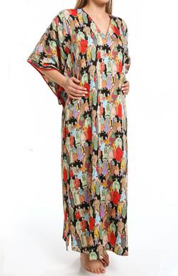Natori Sleepwear Dynasty Caftan