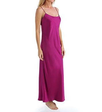 Natori Sleepwear Solid Charmeuse Essentials 52 Gown