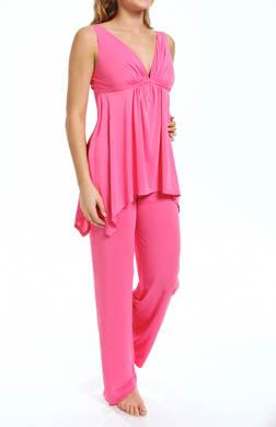 Natori Sleepwear Aphrodite Sleeveless Pajama set